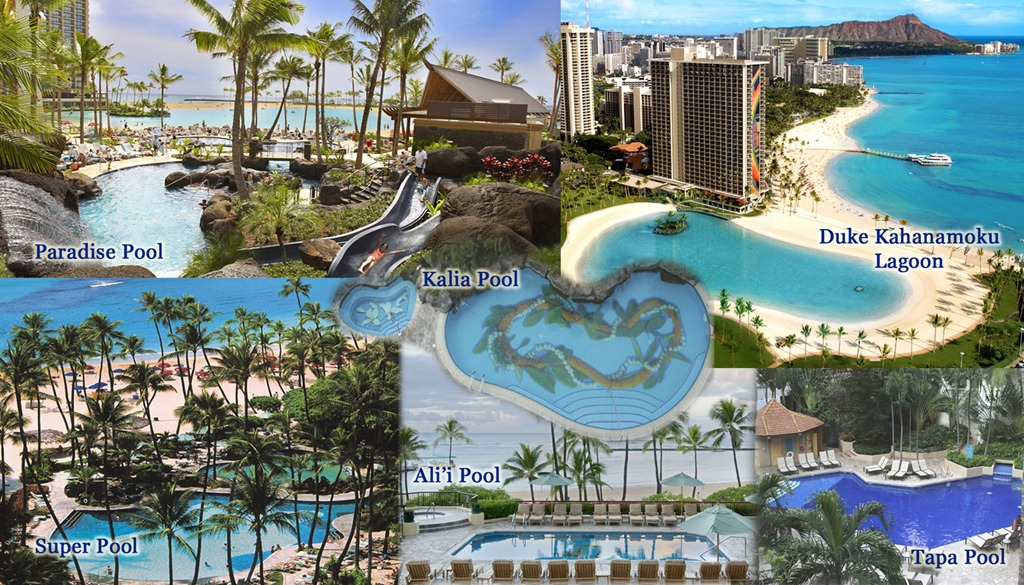 Which Waikiki Hotels Have The Best Pools Go Visit Hawaii