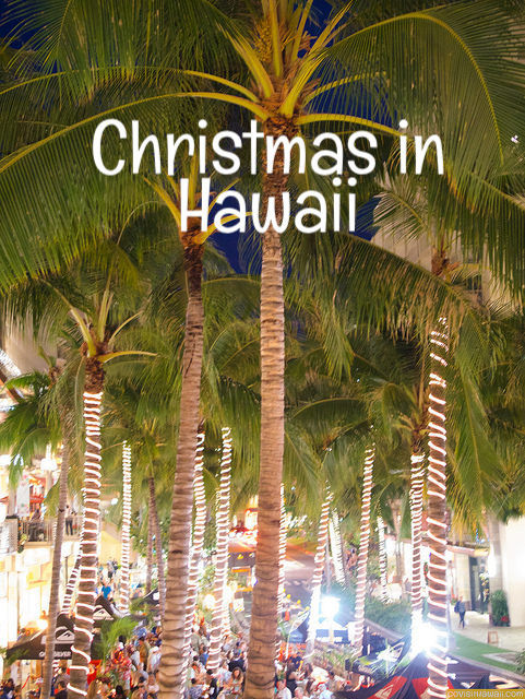 Hawaii Christmas.What S Christmas Like In Hawaii 2018 Edition Go Visit Hawaii